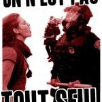 [Nantes] Contre les violences policières, on n'est pas tout seul