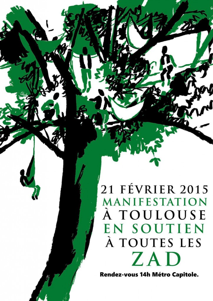 Manif 21-02 Toulouse